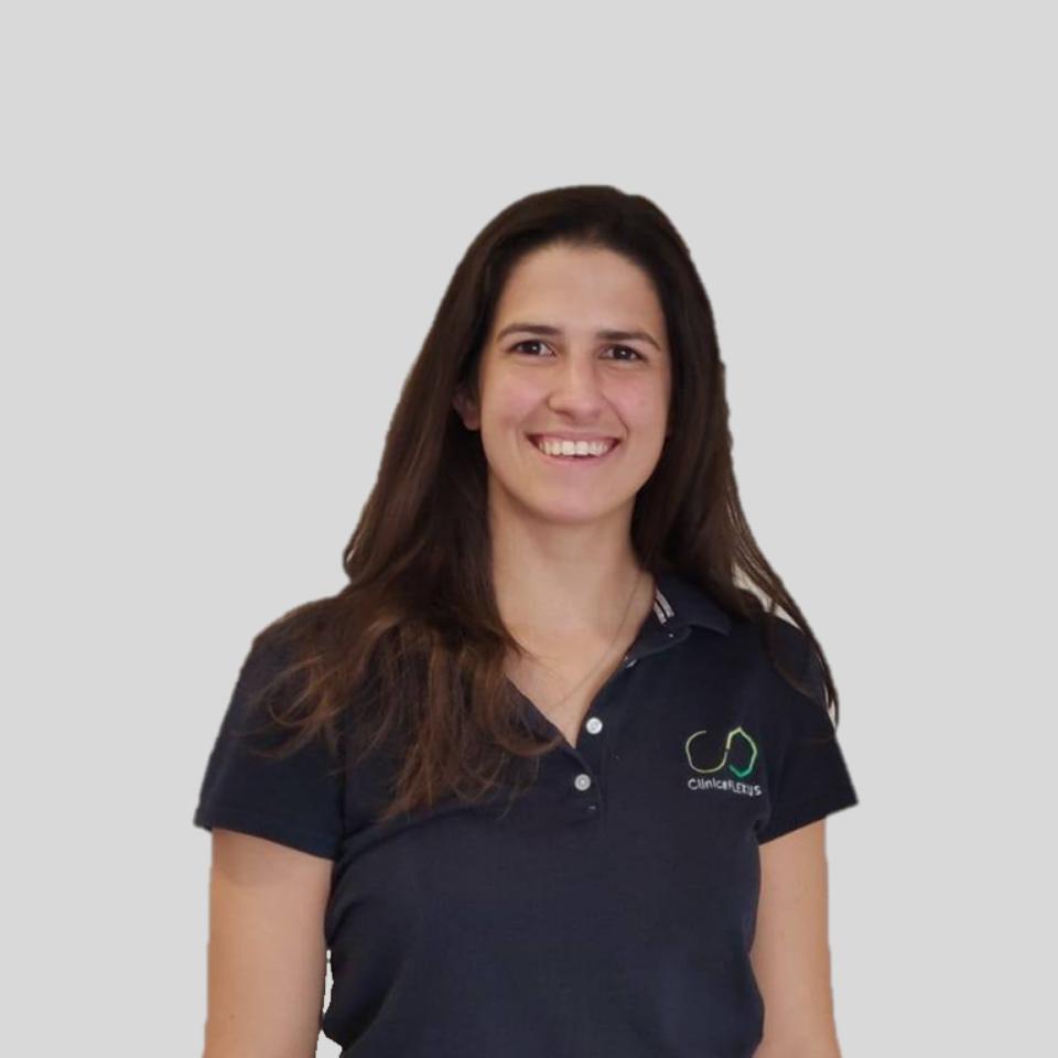 Fisioterapeuta Mariana de Botton